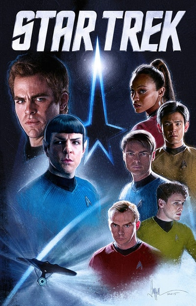 Star Trek New Adventures Volume 2
