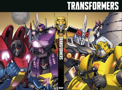 Transformers Robots In Disguise Box Set