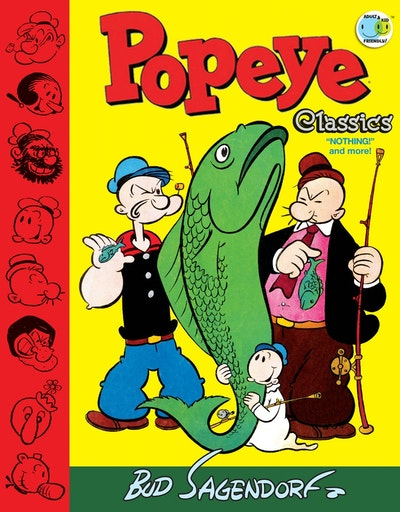 Popeye Classics Volume 7 Nothing And More!