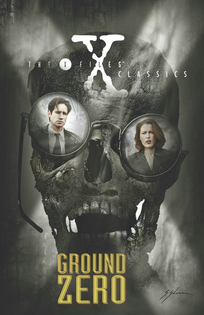 X-Files Classics Ground Zero