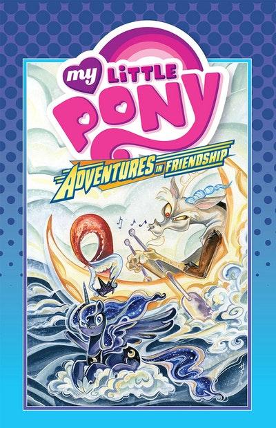 My Little Pony Adventures In Friendship Volume 4