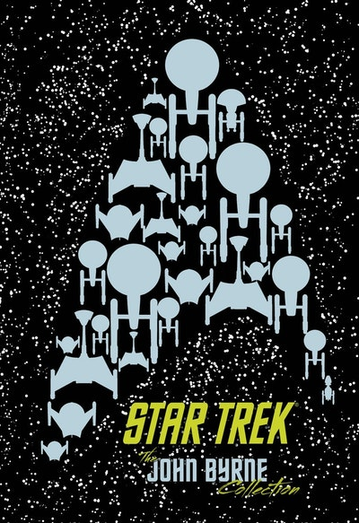 Star Trek The John Byrne Collection