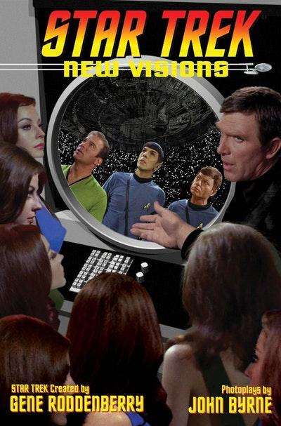 Star Trek New Visions Volume 3