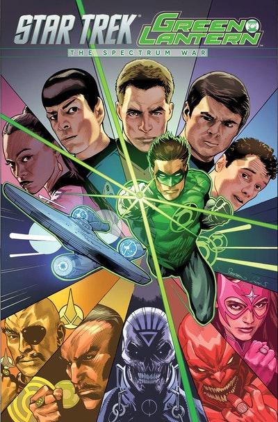 Star Trek/Green Lantern, Vol. 1 The Spectrum War