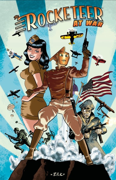 Rocketeer At War