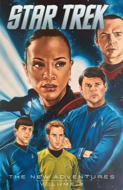 Star Trek New Adventures Volume 3