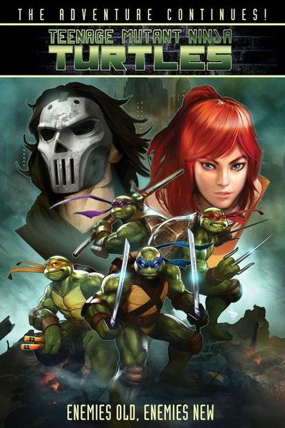 Teenage Mutant Ninja Turtles Enemies Old, Enemies New