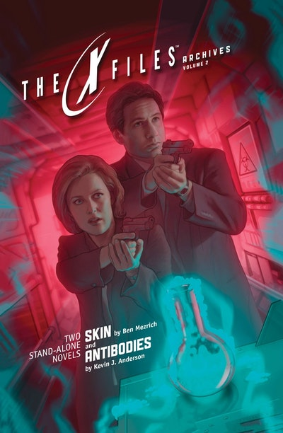 X-Files Archives Volume 2 Skin & Antibodies