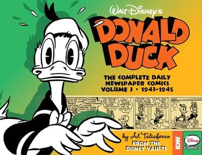 Walt Disney's Donald Duck The Daily Newspaper Comics Volume 3