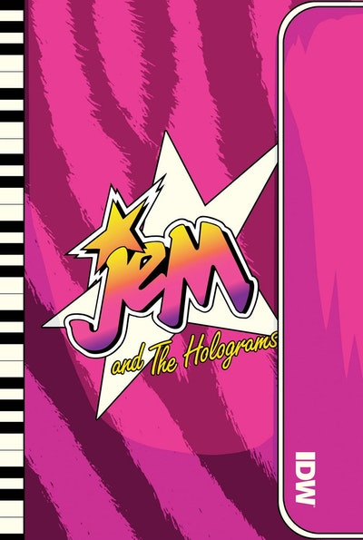 Jem And The Holograms Outrageous Edition, Vol. 1