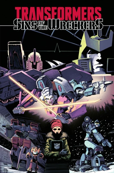 Transformers Sins Of The Wreckers