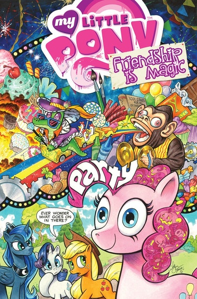 My Little Pony Friendship Is Magic Volume 10