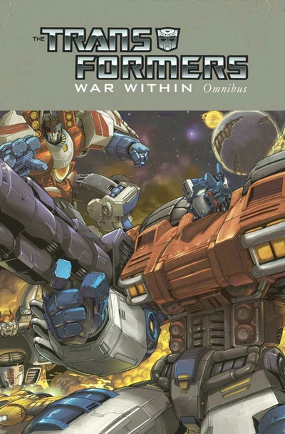 Transformers War Within Omnibus