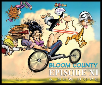 Bloom County Episode Xi A New Hope