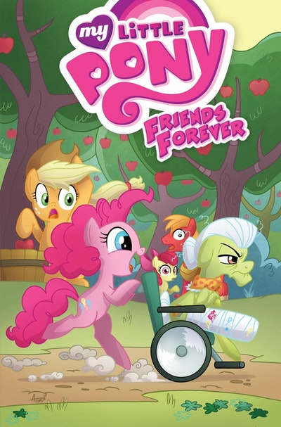 My Little Pony Friends Forever Volume 7