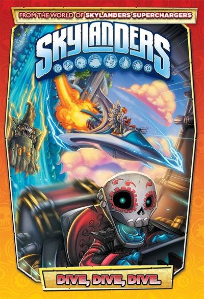 Skylanders Dive, Dive, Dive