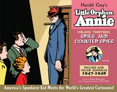 Complete Little Orphan Annie Volume 13