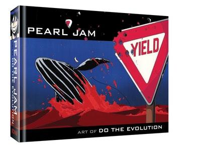 Pearl Jam Art Of Do The Evolution