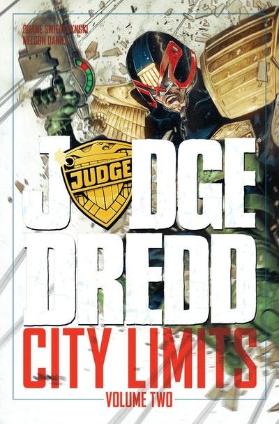 Judge Dredd City Limits Volume 2