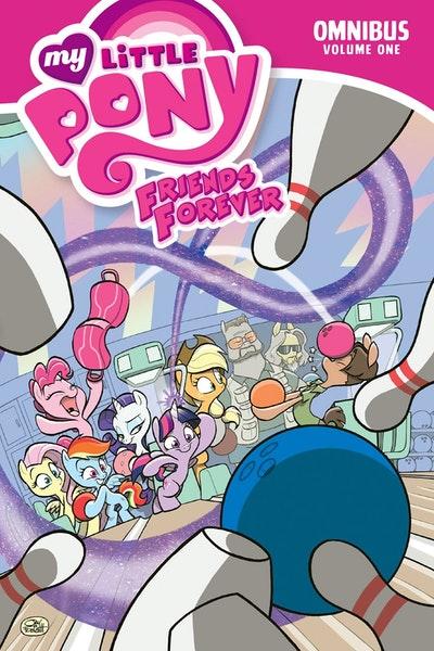 My Little Pony Friends Forever Omnibus Volume 1