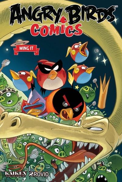Angry Birds Comics Volume 6 Wing It