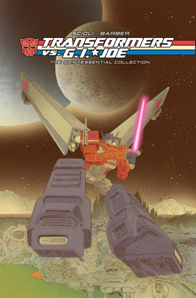 Transformers Vs G.I. Joe The Quintessential Collection