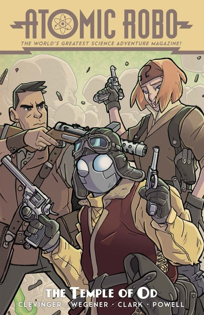 Atomic Robo, Vol. 11