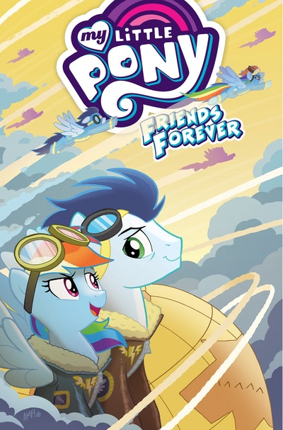 My Little Pony Friends Forever Volume 9