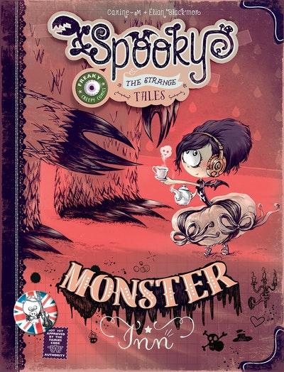 Spooky & The Strange Tales Monster Inn
