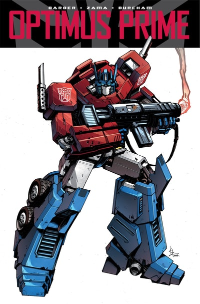 Transformers Optimus Prime, Vol. 1