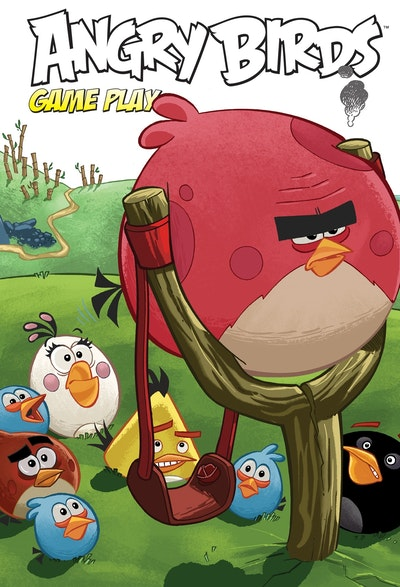 Angry Birds Comics Game Play