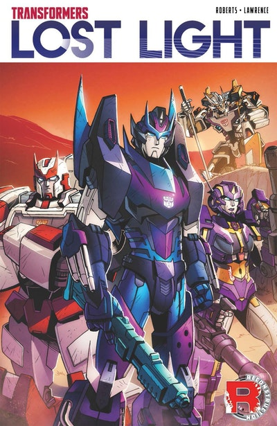 Transformers Lost Light