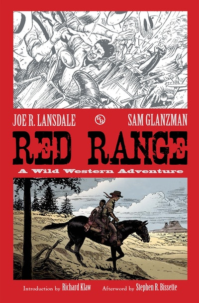 Red Range A Wild Western Adventure