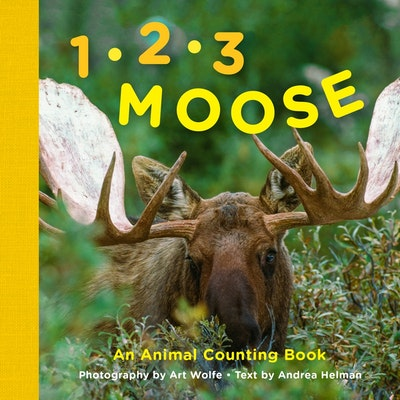 1, 2, 3 Moose