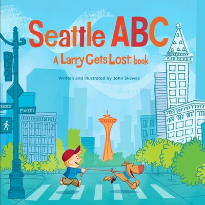 Seattle ABC  A Larry Gets Lost Book