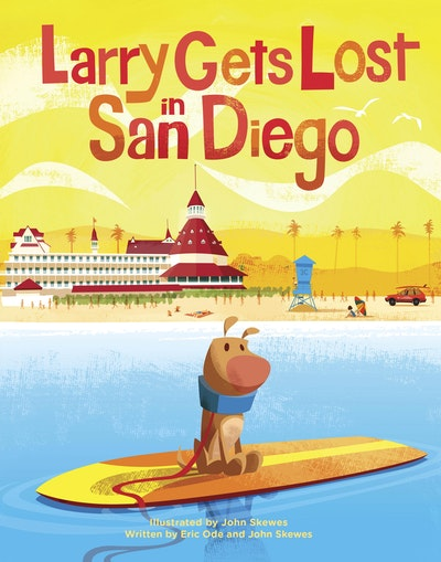 Larry Gets Lost In San Diego