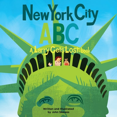 New York City ABC A Larry Gets Lost Book