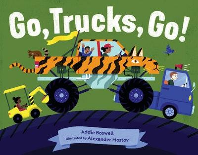 Go, Trucks, Go!