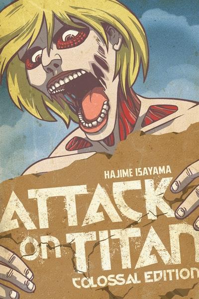 Attack On Titan Colossal Edition 2