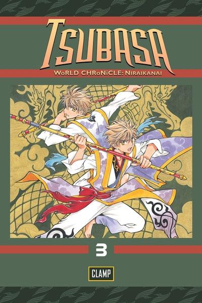 Tsubasa World Chronicle 3