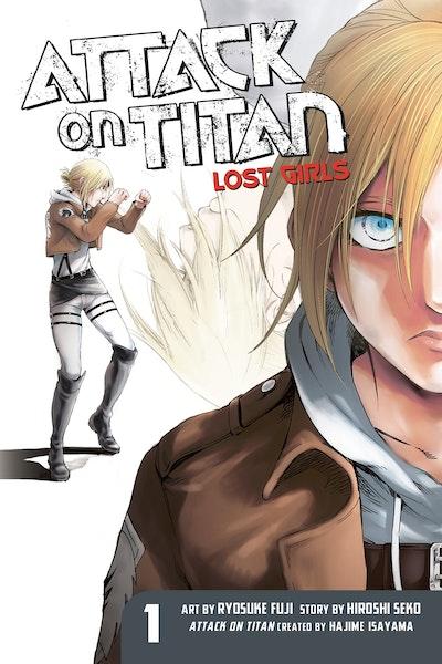 Attack on Titan Lost Girls The Manga 1