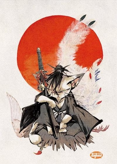Nekogahara Stray Cat Samurai 5