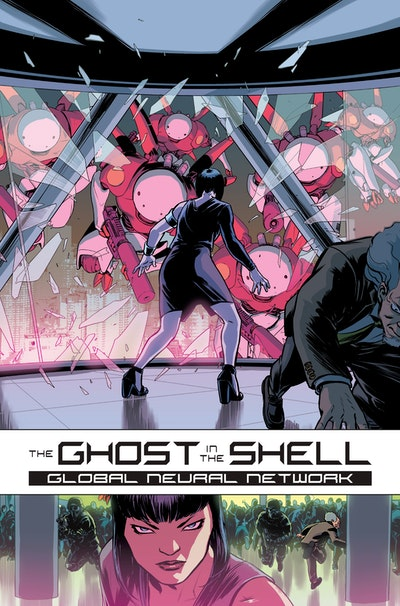 The Ghost In The Shell Global Neural Network