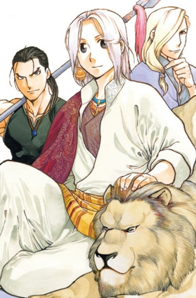 The Heroic Legend Of Arslan 9