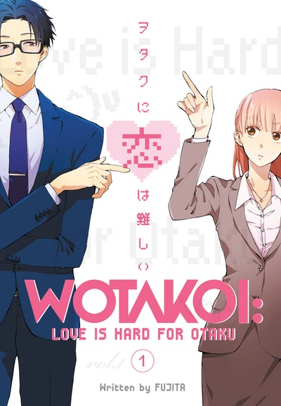 Wotakoi  Love Is Hard For Otaku 1