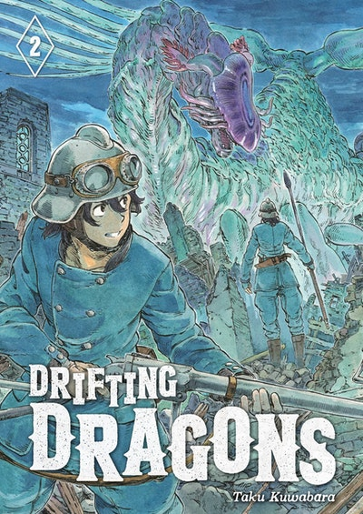 Drifting Dragons 2