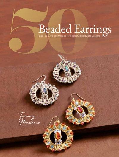 50 Beaded Earrings