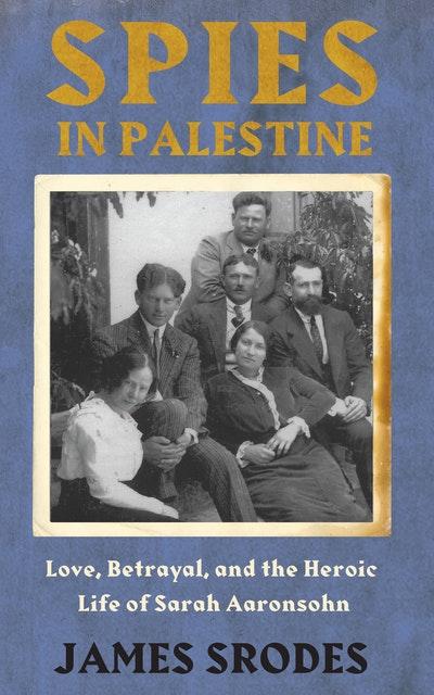 Spies in Palestine