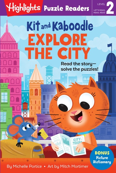 Kit and Kaboodle Explore the City