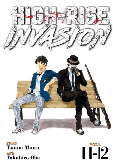 High-Rise Invasion Vol. 11-12